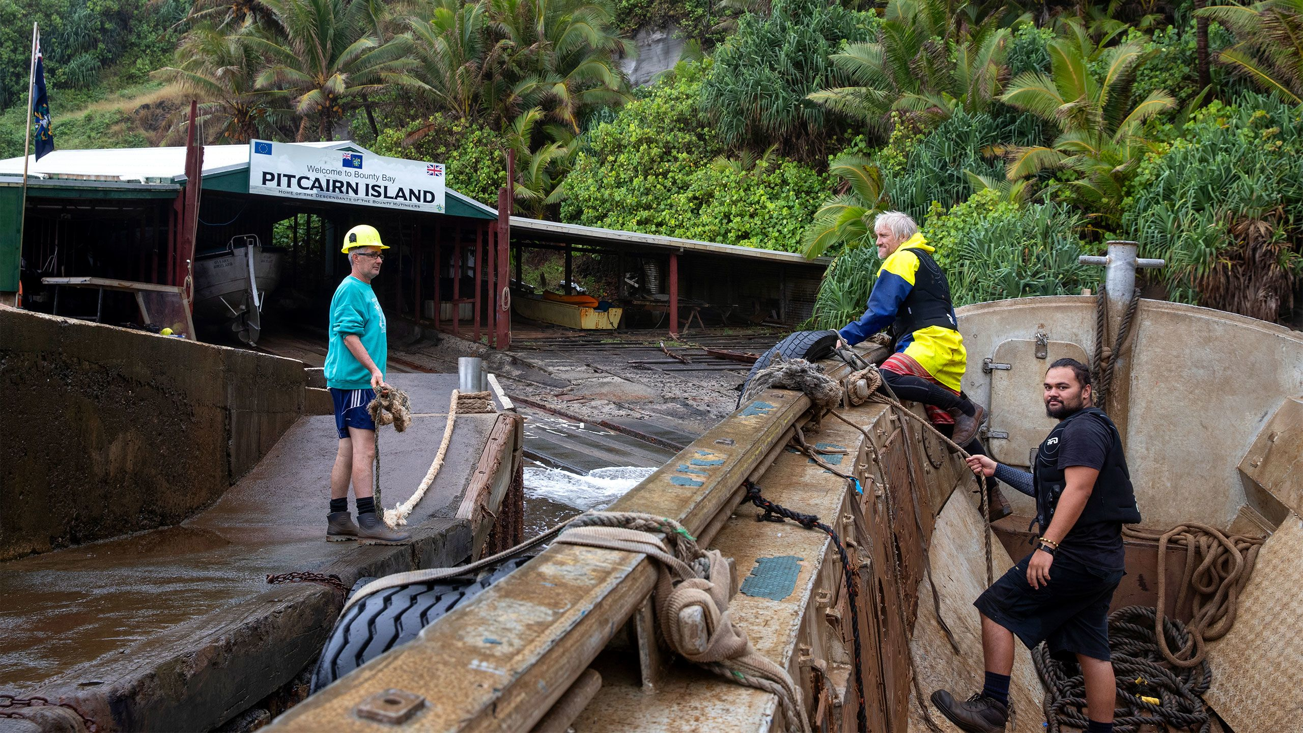 Pitcairn The Edge Of The World Part 1