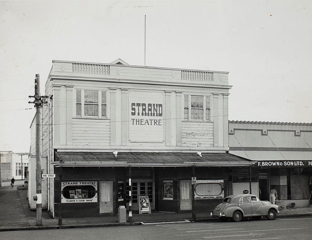 Pukekohe's Strand Theatre